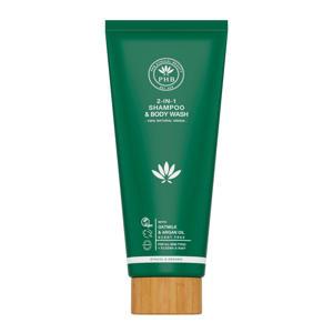 2-in-1 shampoo & body wash - 300 ml