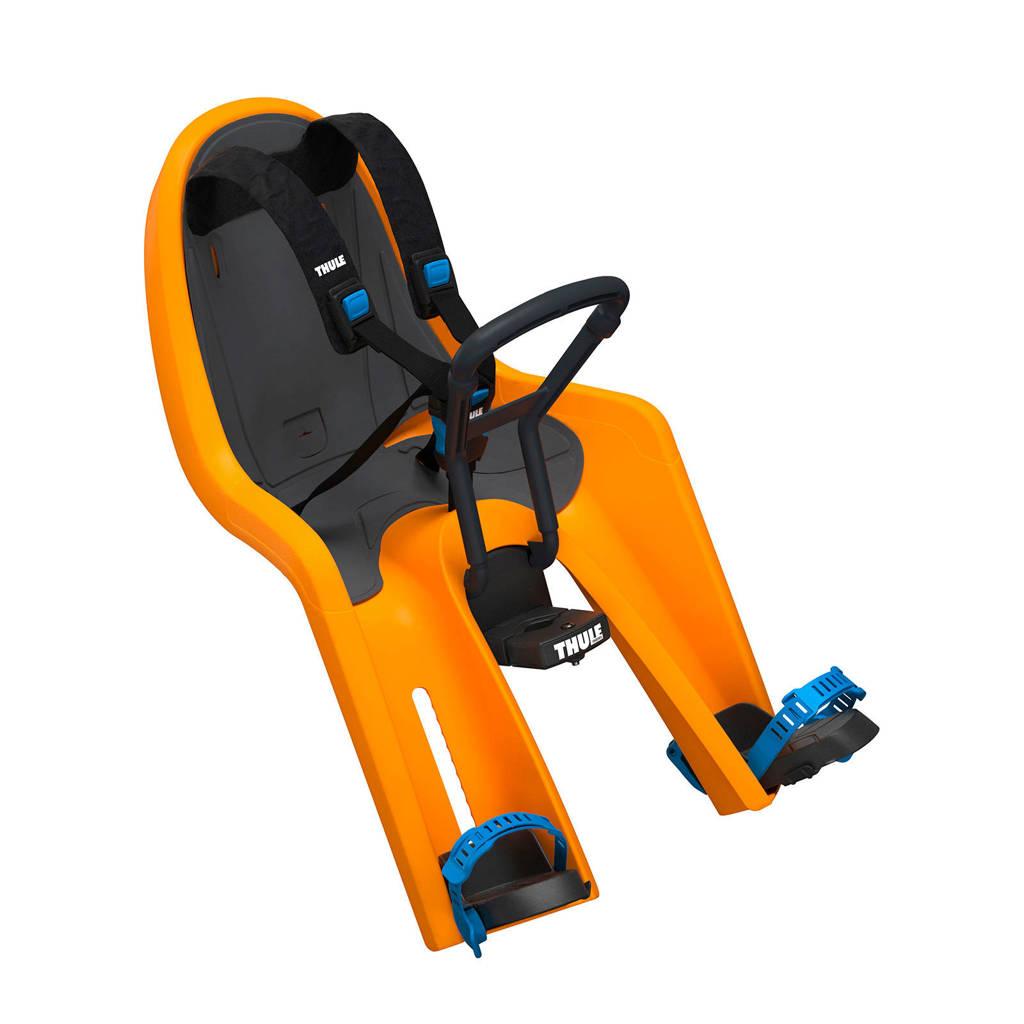 Thule  RideAlong Mini fietsstoeltje voor oranje, Oranje
