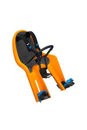RideAlong Mini fietsstoeltje voor oranje