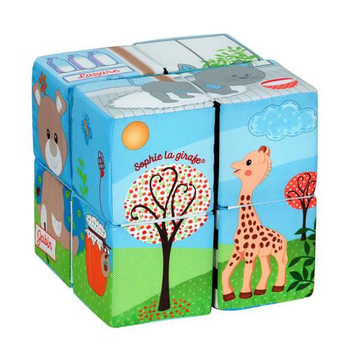 Sophie de Giraf magische puzzelblokken blokpuzzel 8 stukjes kopen