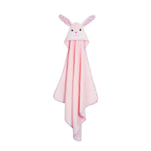 Zoocchini Beatrice the Bunny baby badcape kopen