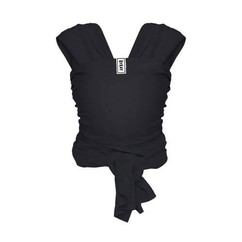 ByKay Stretchy Wrap Deluxe draagdoek zwart M kopen