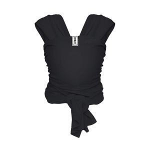 Stretchy Wrap Deluxe draagdoek zwart M
