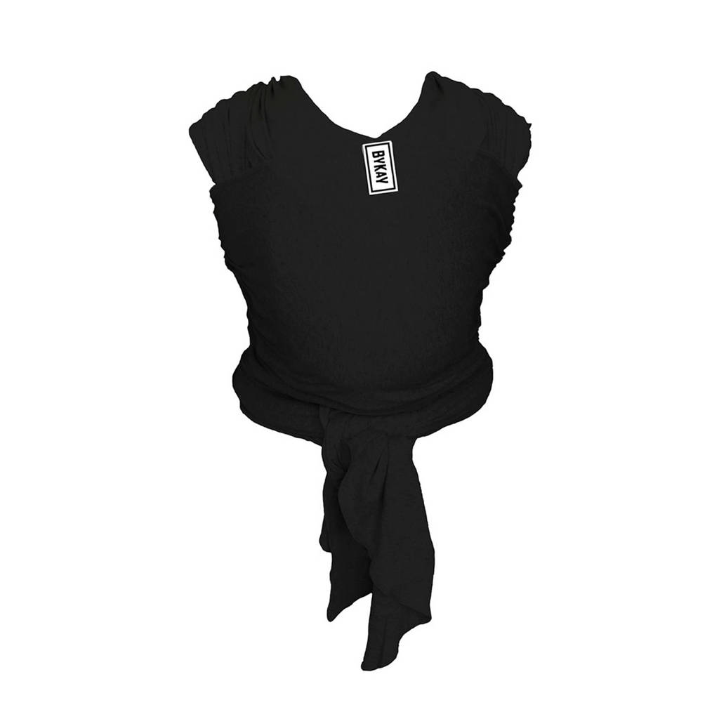 ByKay Stretchy Wrap Classic draagdoek black, Black