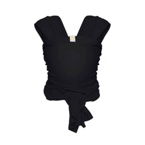 ByKay Stretchy Wrap Deluxe draagdoek zwart L kopen