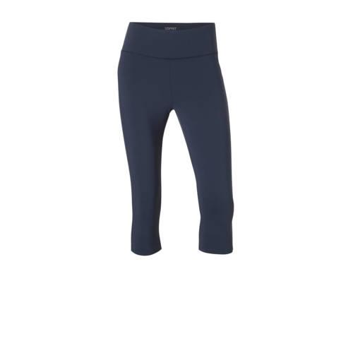ESPRIT Women Sports sportbroek blauw