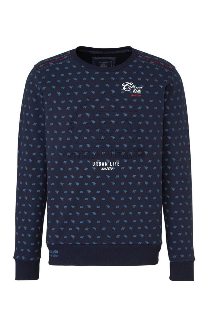 print sweater GABBIANO sweater met GABBIANO print GABBIANO met met GABBIANO print sweater SqPawpF