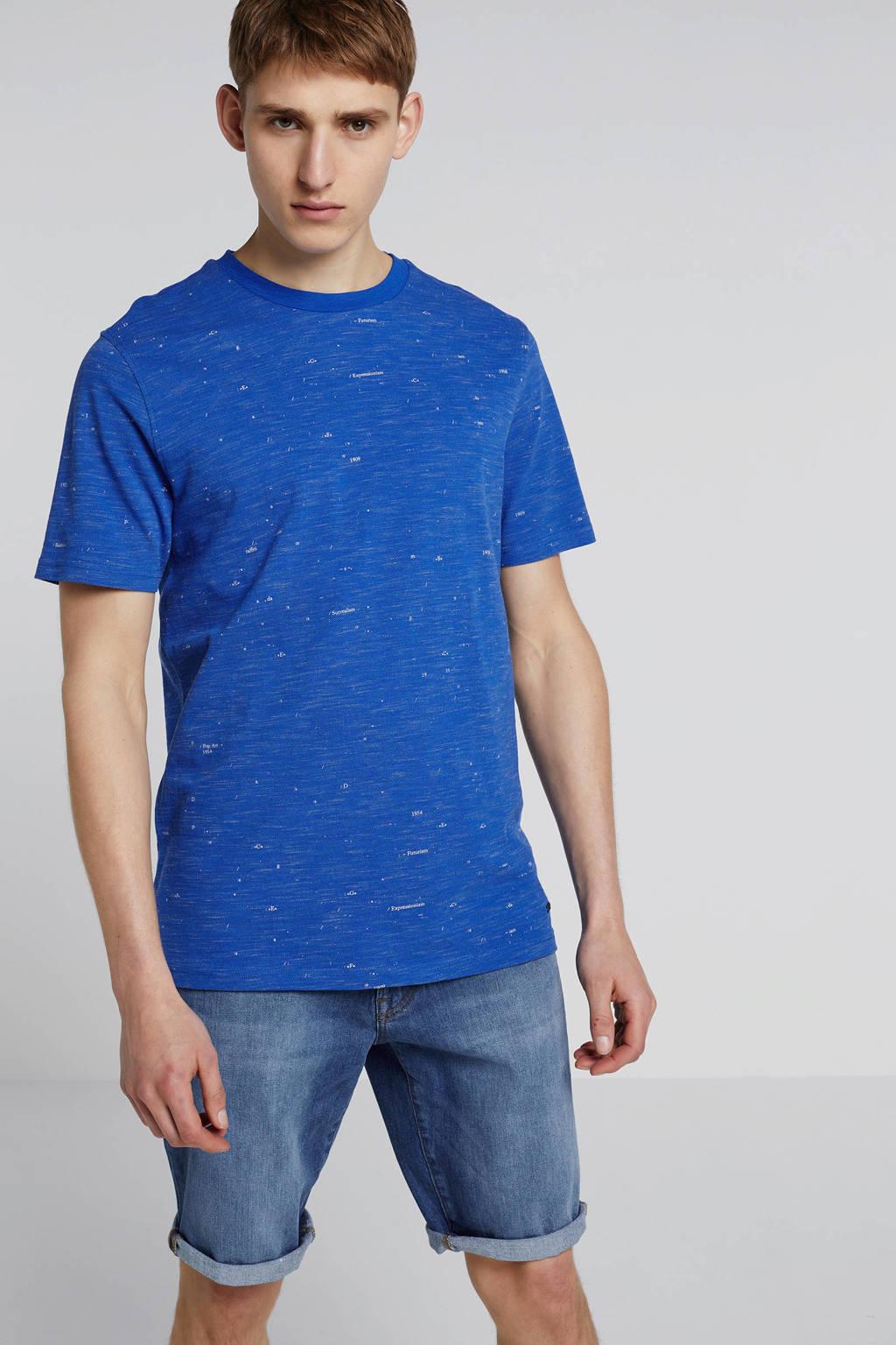 BOSS Casual regular fit jeans short 030 Maine, Medium blue