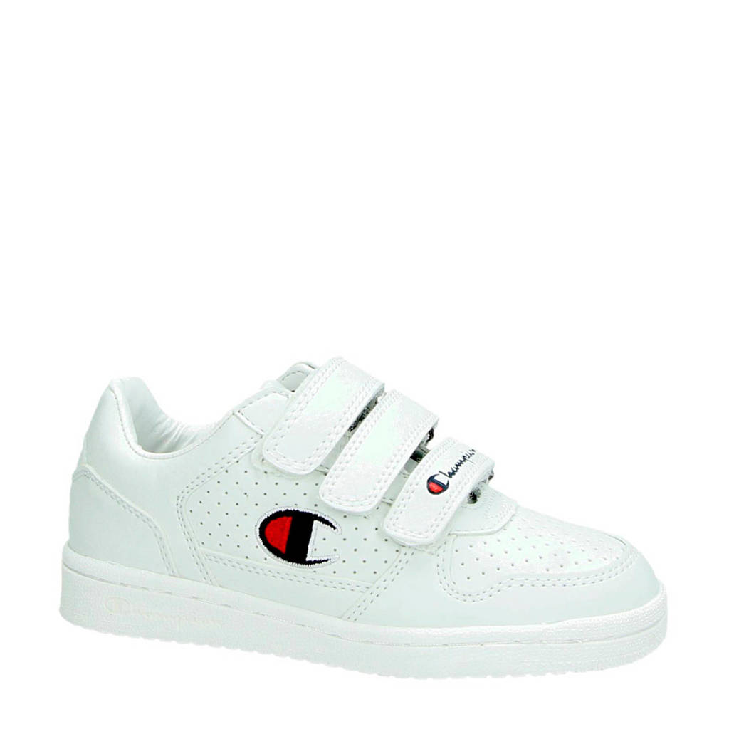 Champion   Chicago Basket sneakers wit, Wit