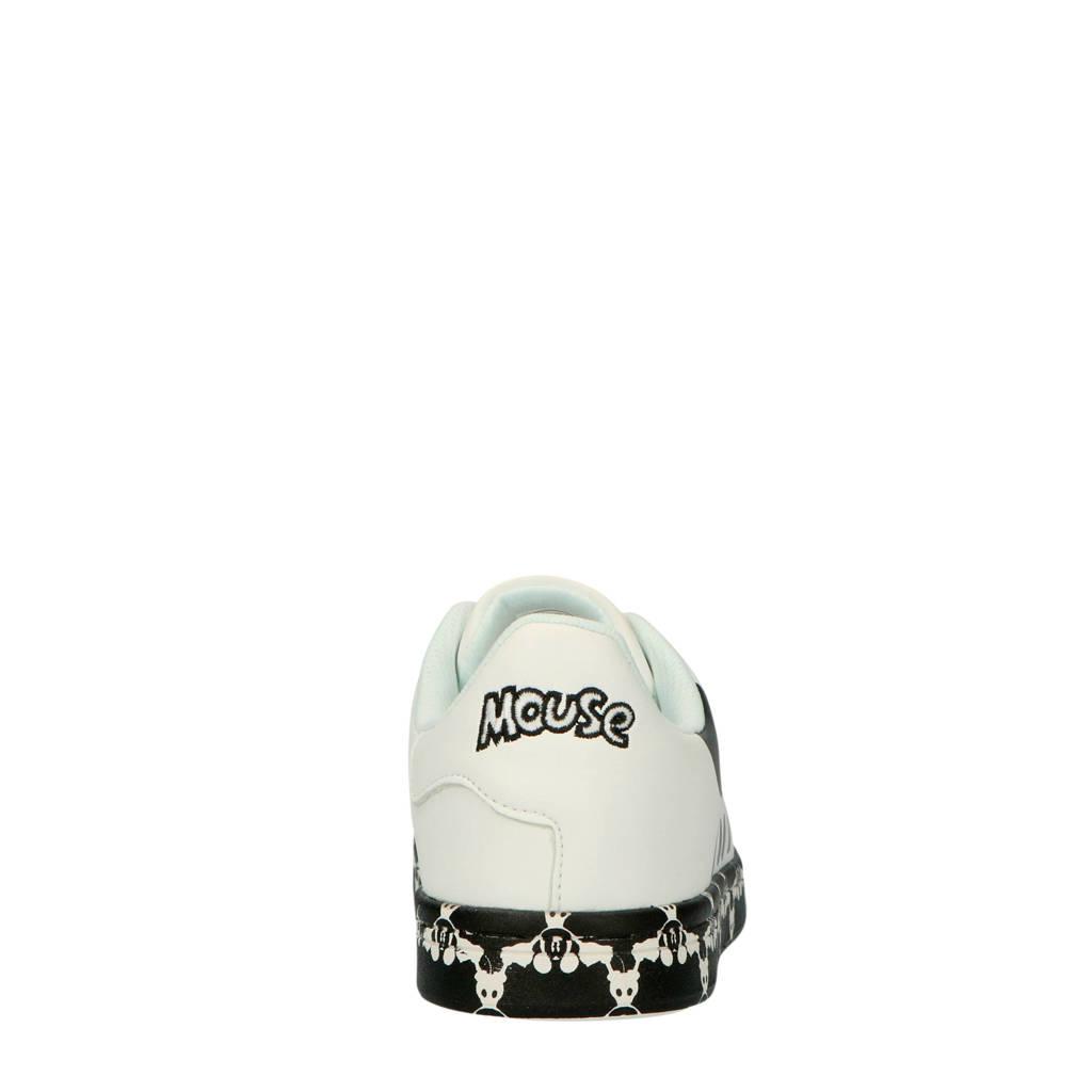 Mouse Cosmic Sneakers Mickey Desigual Wit zwart Ena1qpxzw