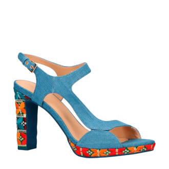 Marilyn Exotic sandalettes blauw