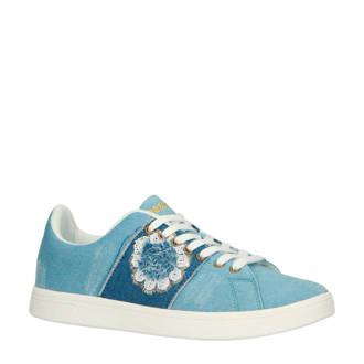 Cosmic Exotic Denim sneakers blauw