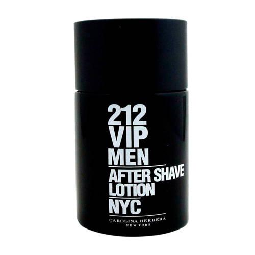 Carolina Herrera 212 VIP Men Aftershave Lotion 100 ml