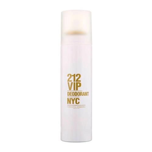 Carolina Herrera 212 VIP Deodorant 150 ml