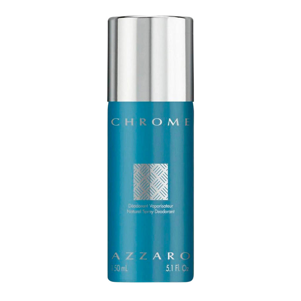 Azzaro Chrome deodorant - 150 ml