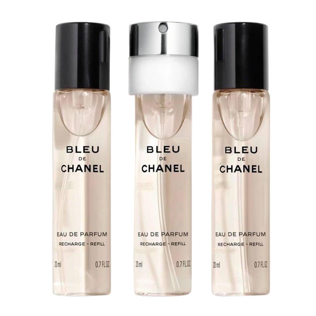 Chanel Travelspray Bleu De Chanel eau de parfum - 60 ml