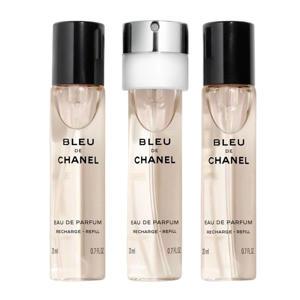 Travelspray Bleu De Chanel eau de parfum - 60 ml