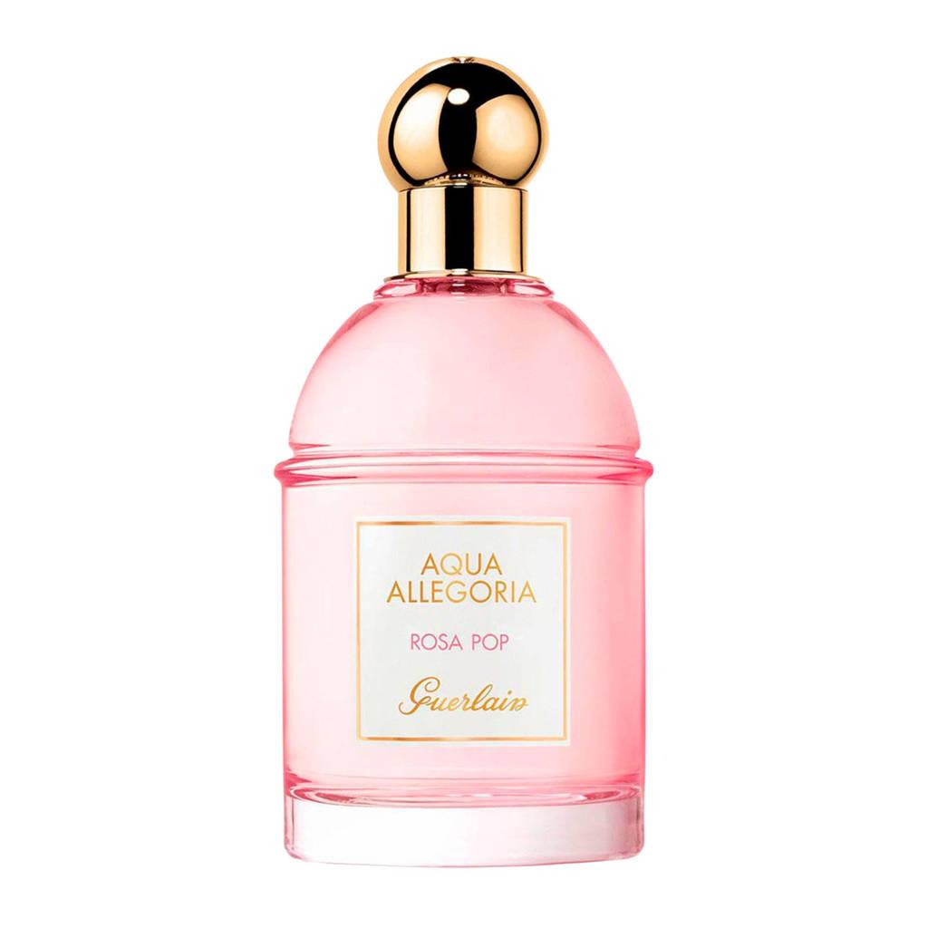 Guerlain Aqua Allegoria Rosa Pop eau de toilette  - 100 ml