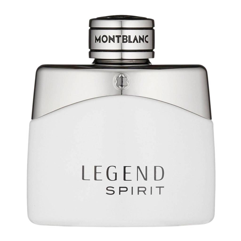 Mont Blanc Legend Spirit eau de toilette  - 50 ml