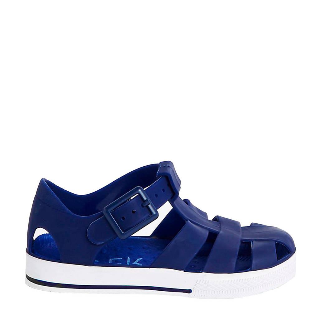 River Island sandalen blauw, Blauw
