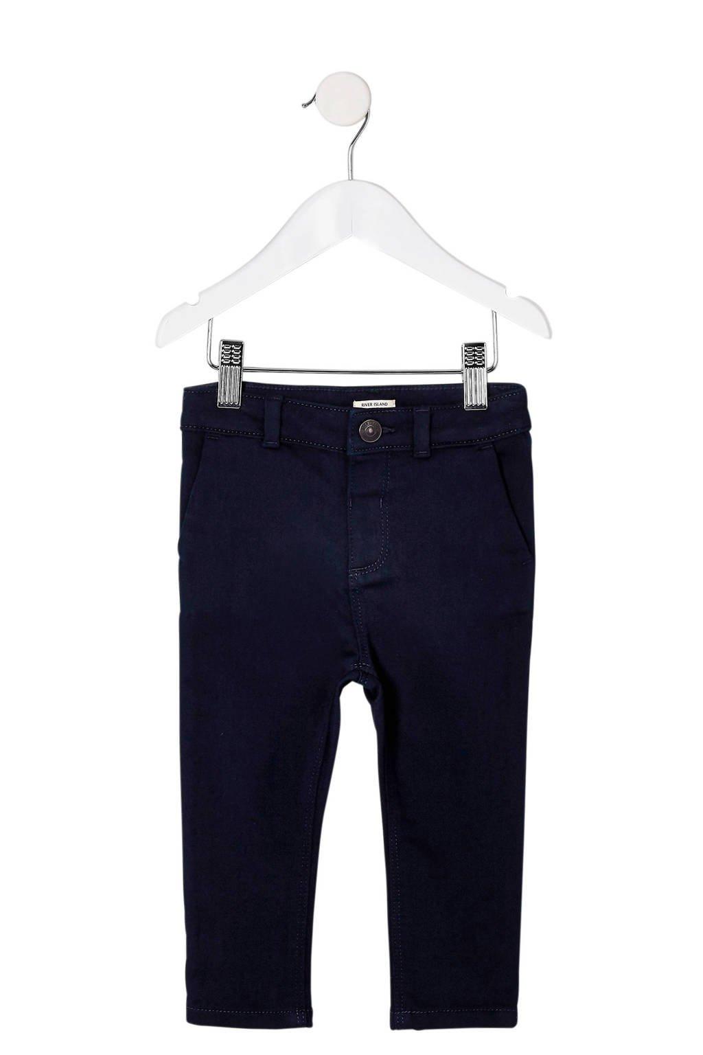 River Island chino jeans, Dark denim