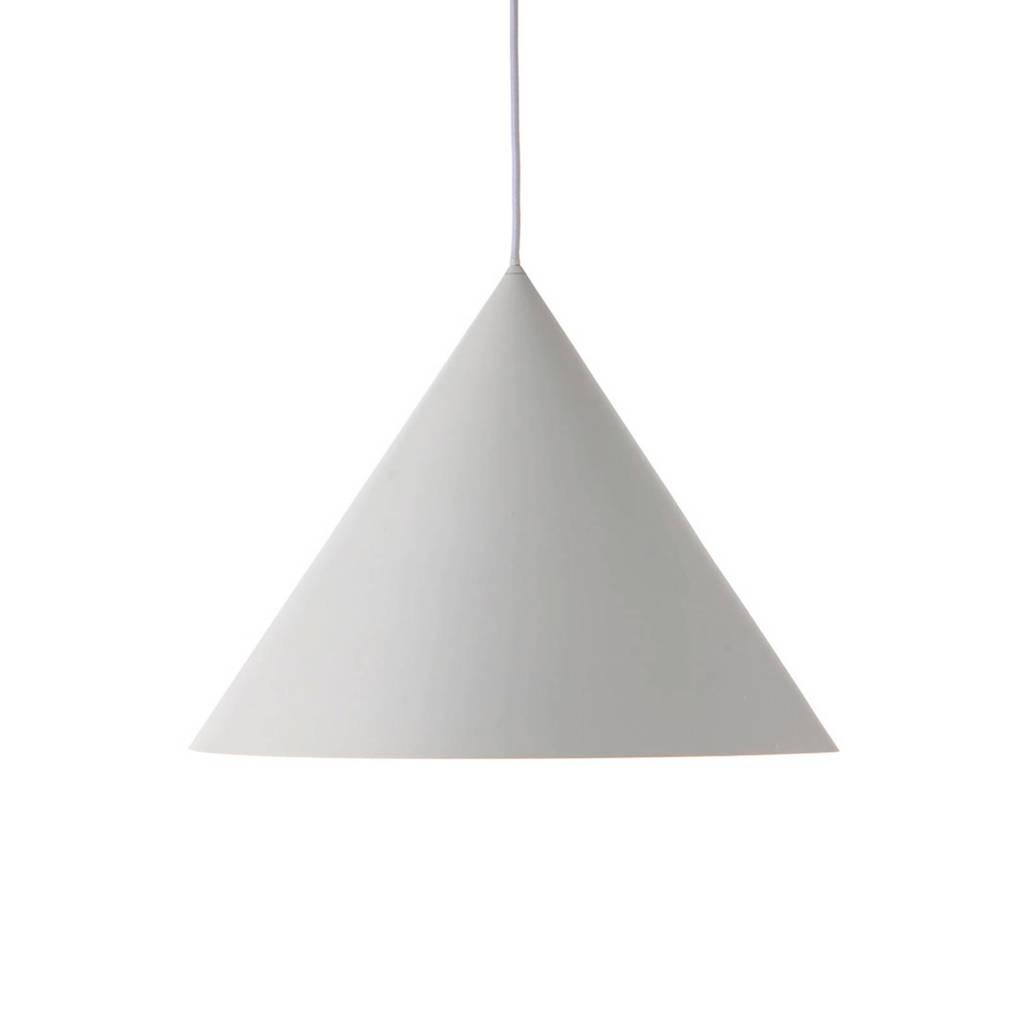 Frandsen hanglamp, Wit