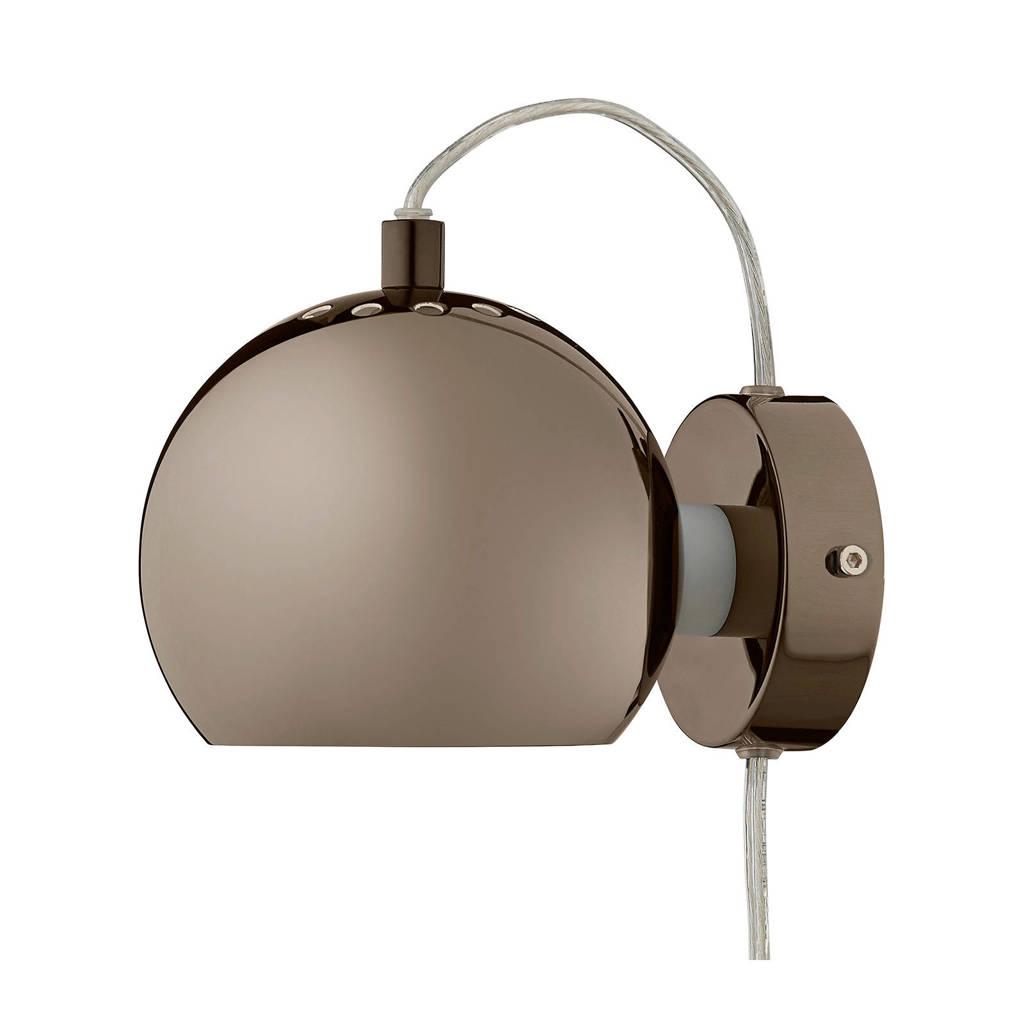 Frandsen wandlamp, Brons