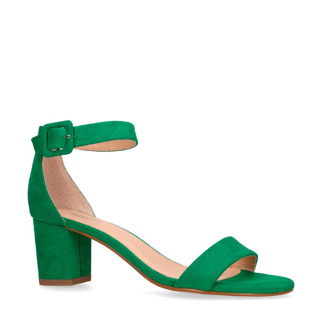 Sacha   sandalettes groen, Groen