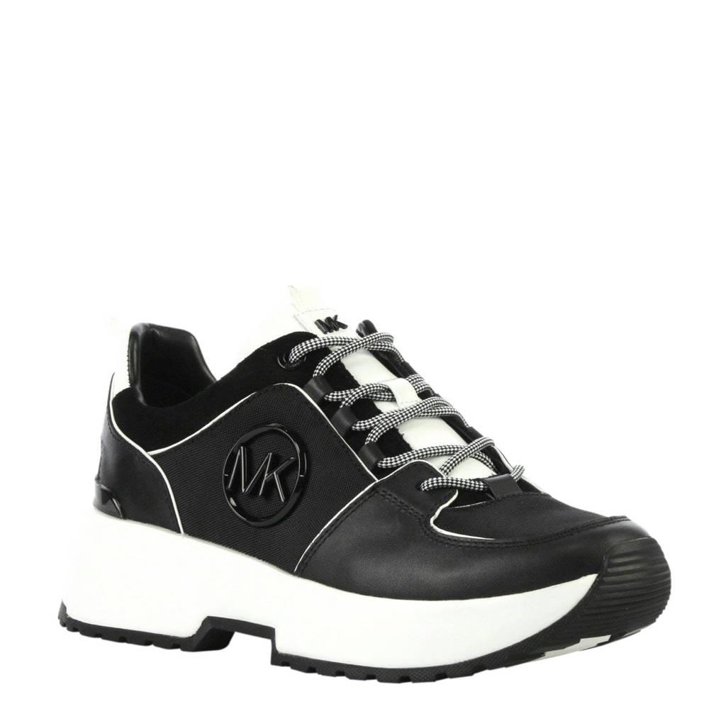 a3f6b3006 Michael Kors Cosmo Trainer leren sneaker | wehkamp