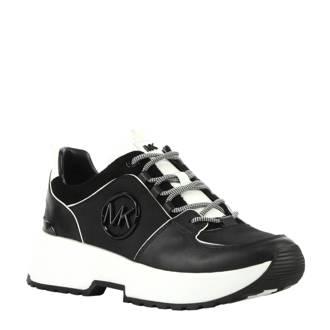 b3fb11e0a24 Michael Kors. Cosmo Trainer leren sneaker
