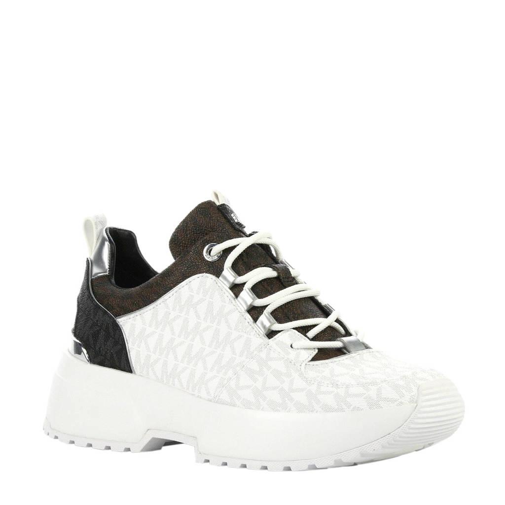 810eaeb0e Michael Kors Cosmo Trainer Logo sneakers wit | wehkamp