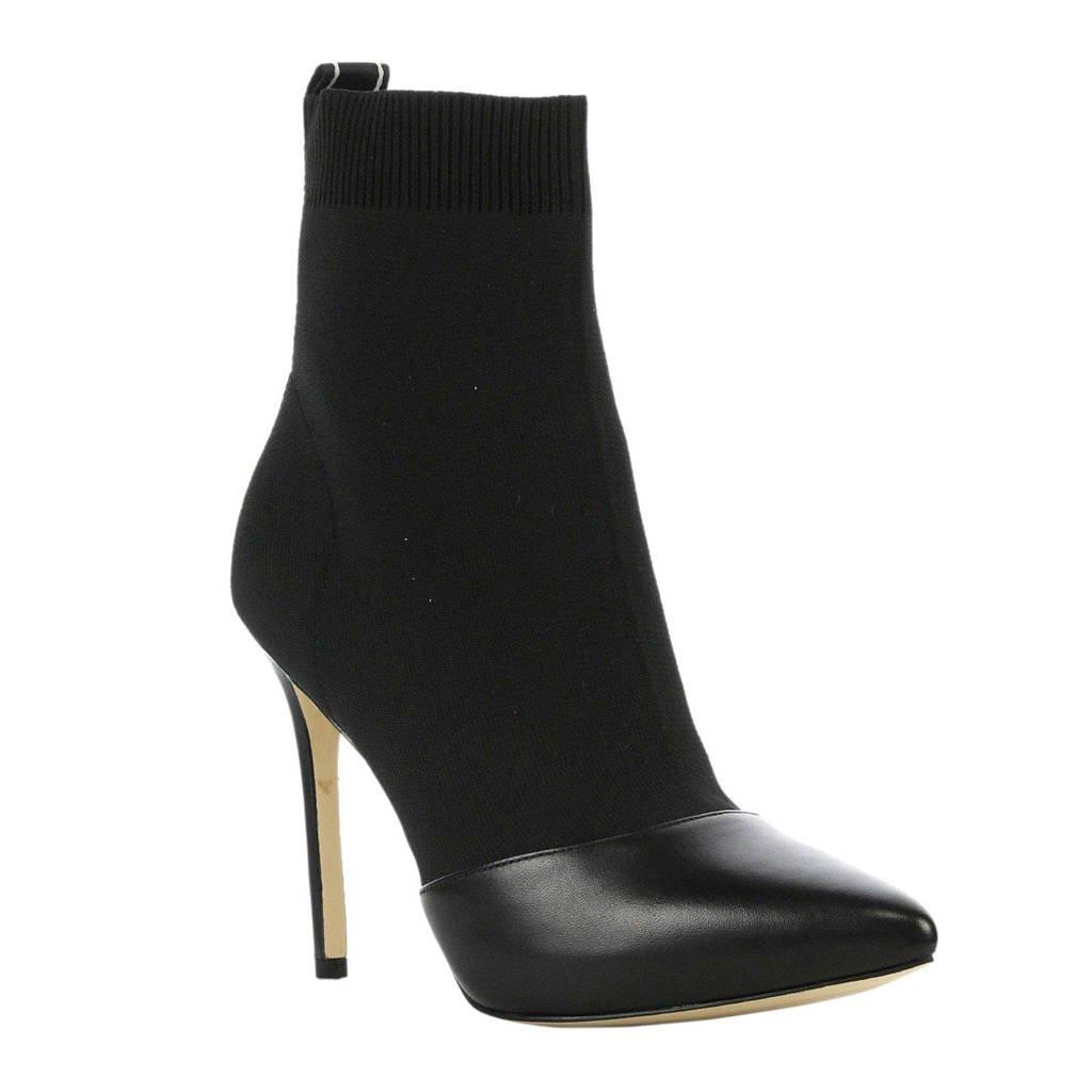 Michael Kors Vicky sock boots zwart, Zwart