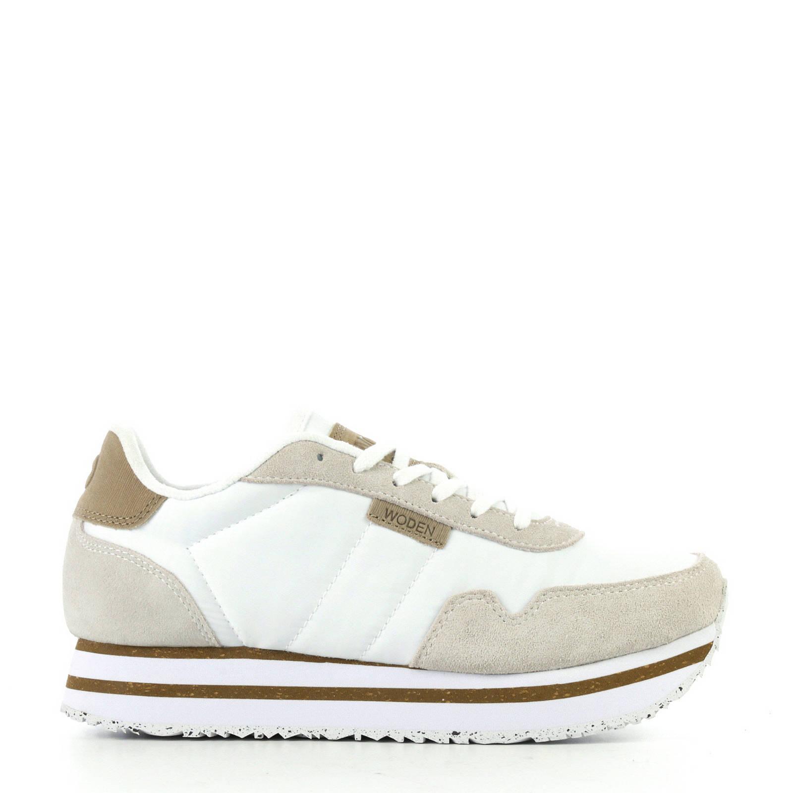 a644cfc79eb Plateau Wehkamp Ii Nora Woden Sneakers Wit Enq7XZv