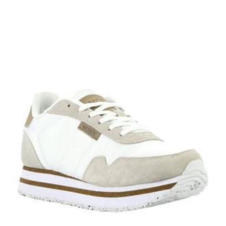 dba00fca42a Woden. Nora II Plateau sneakers wit