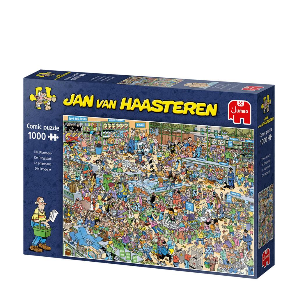 Jan van Haasteren De Drogisterij  legpuzzel 1000 stukjes