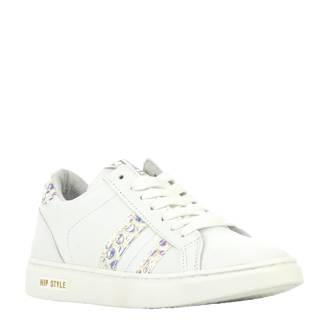 H1750 leren sneakers wit