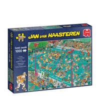 Jan van Haasteren Hockey Kampioenschappen  legpuzzel 1000 stukjes