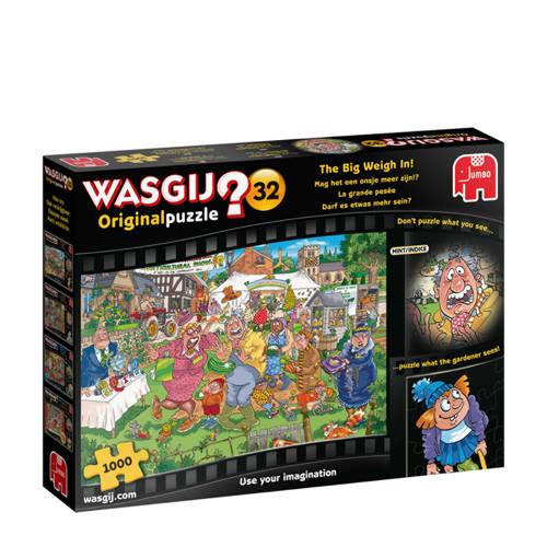 Puzzel Wasgij Original 32 1000 Stukjes (6139170)