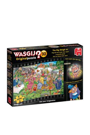 Original 32  legpuzzel 1000 stukjes