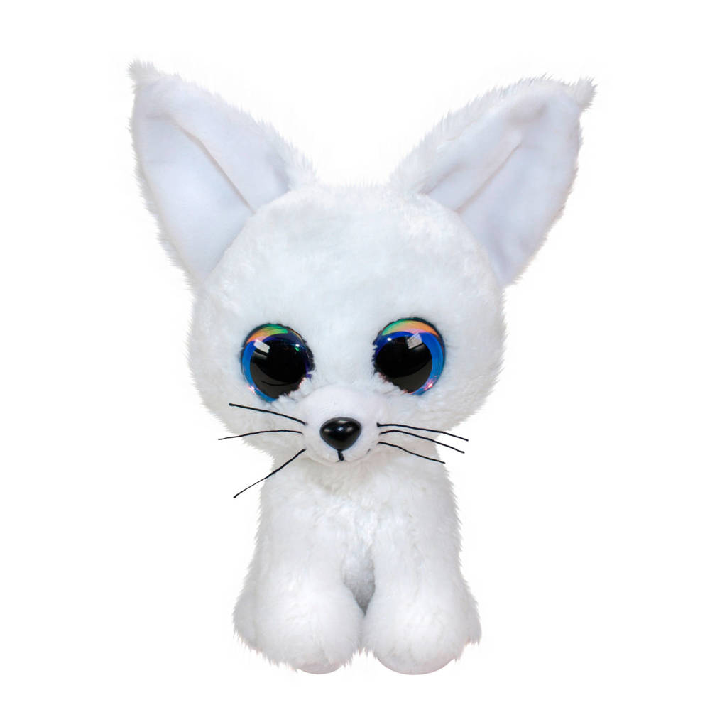 Lumo Stars Arctic Fox Napa - Classic - 15cm knuffel 15 cm