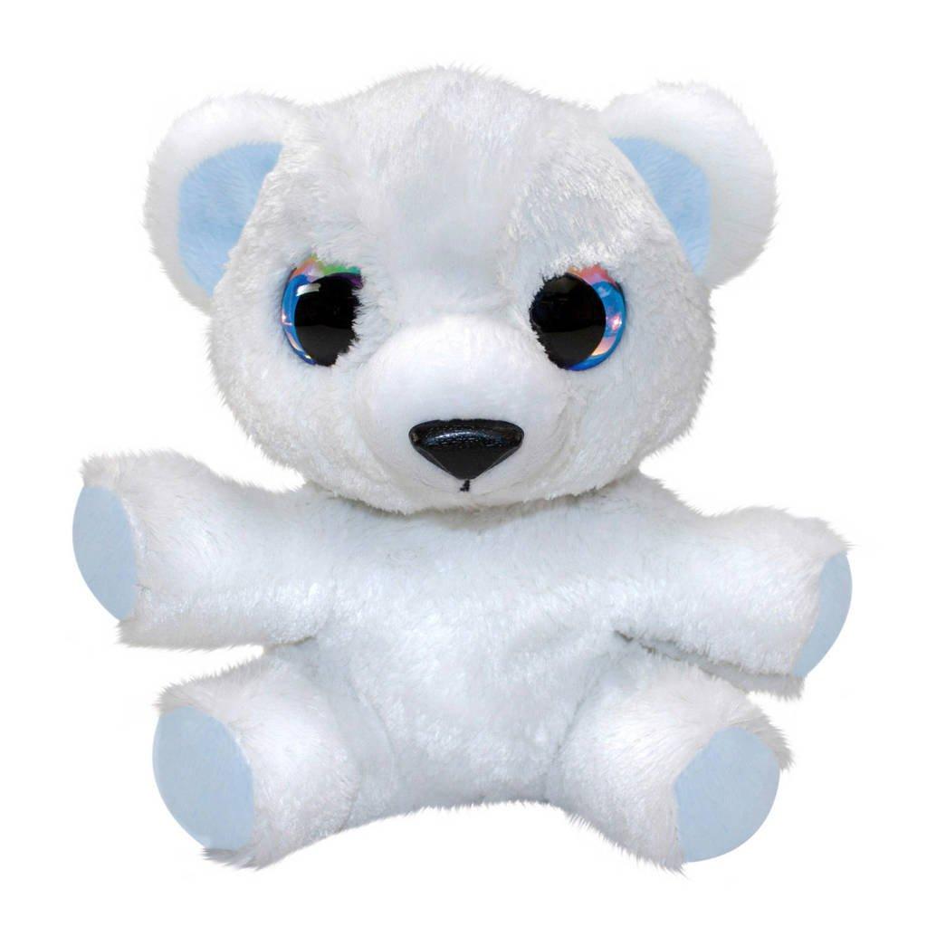 Lumo Stars Polar Bear Nalle - Classic - 15cm knuffel 15 cm
