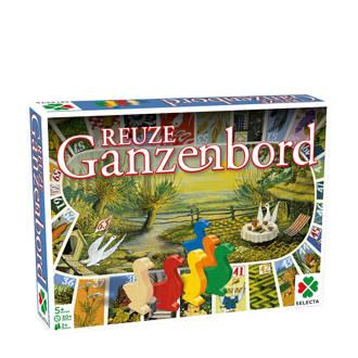 reuze Ganzenbord bordspel