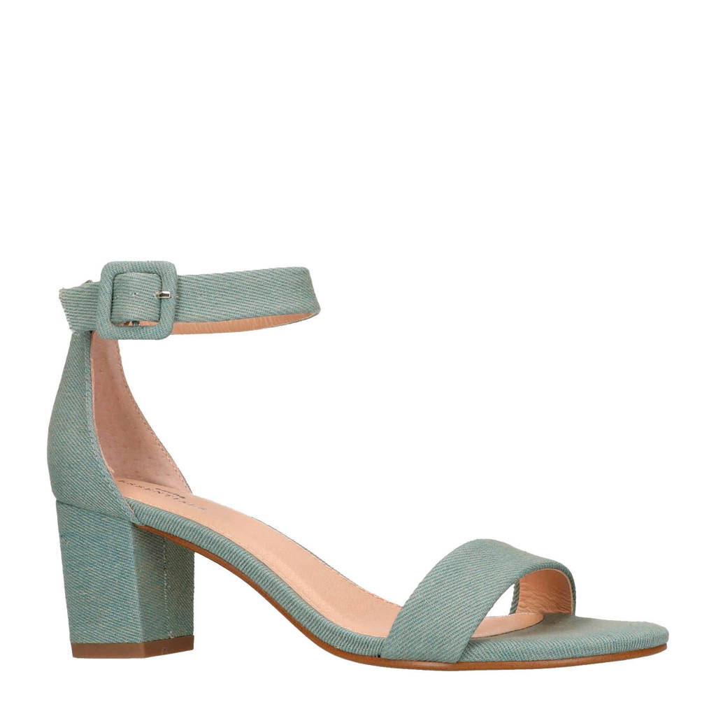 Sacha sandalettes blauw, Blauw