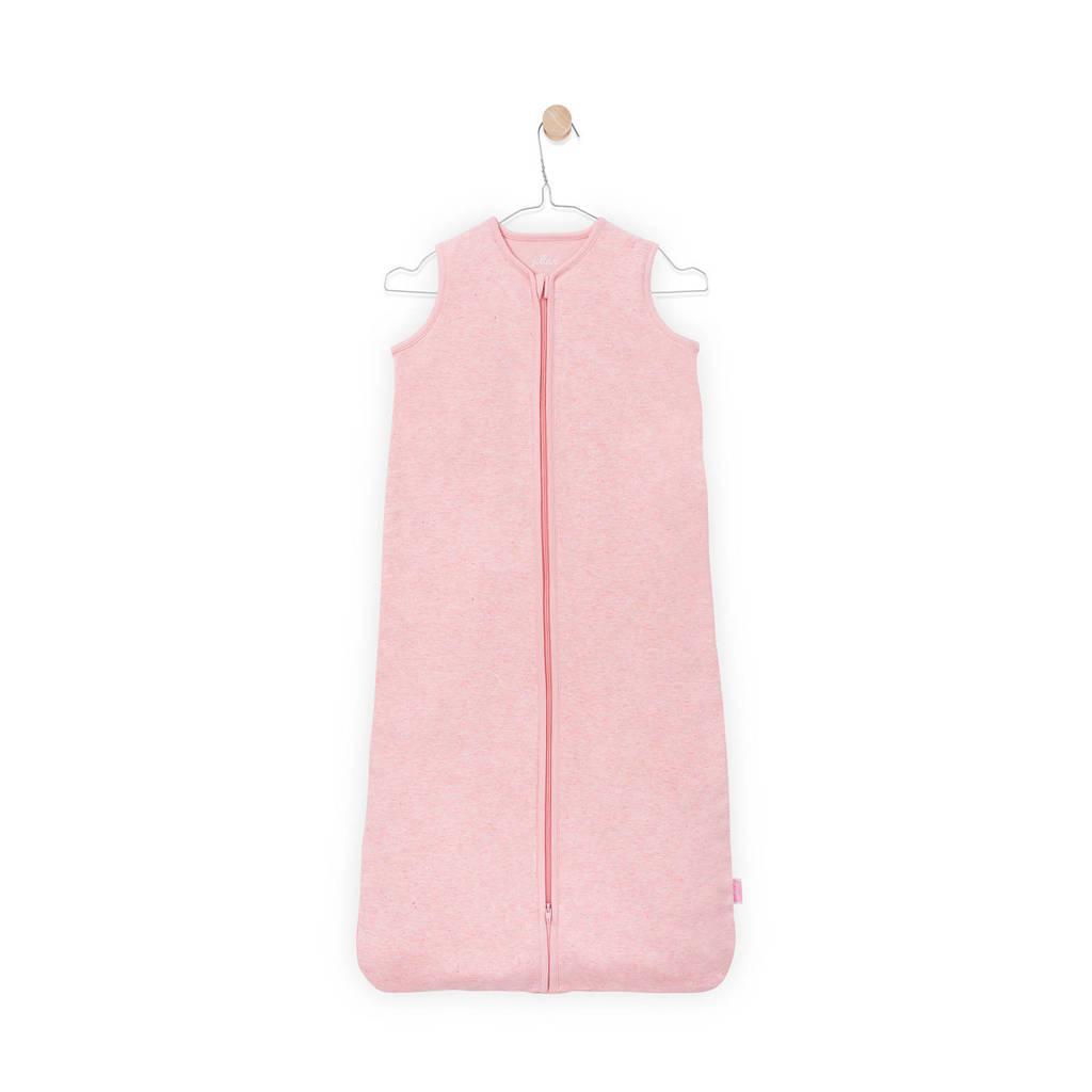 Jollein Speckled zomer baby slaapzak 110 cm roze, Roze