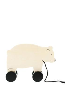 houten beer trekdier