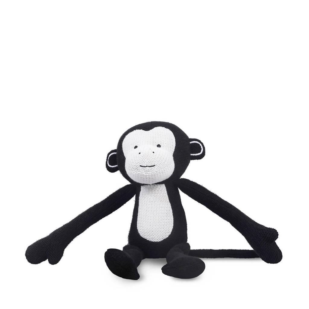 Jollein aapje knuffel 30 cm knuffel 30 cm