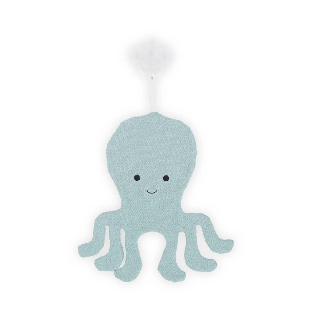 Jollein speendoekje octopus groen, Groen
