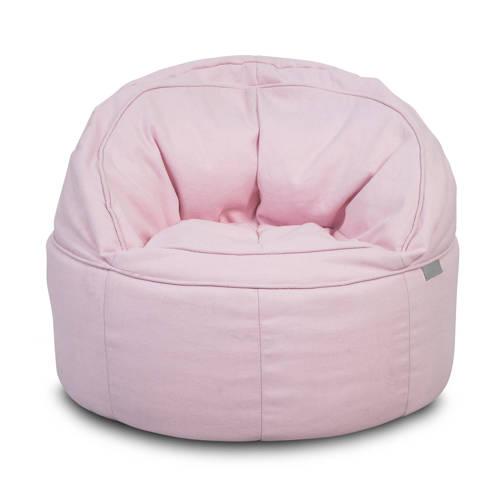 Jollein zitzak fauteuil roze kopen