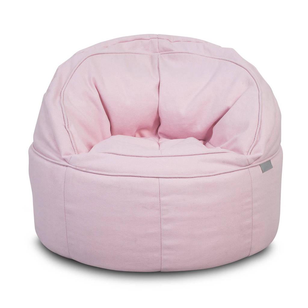 Jollein zitzak fauteuil roze, Roze