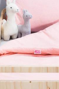 Jollein ledikant dekbedovertrek 100x140 cm roze, Roze